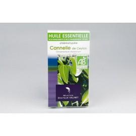 HUILE ESSENTIELLE CANNELLE DE CEYLAN - DR VALNET