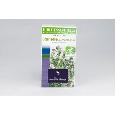 HUILE ESSENTIELLE SARRIETTE DES MONTAGNES - DR VALNET