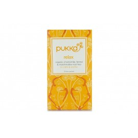 THE PUKKA RELAX 20 SACHETS