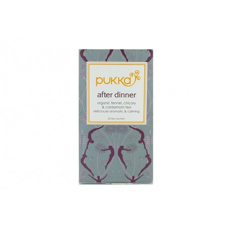 THE PUKKA AFTER DINNER 20 SACHETS
