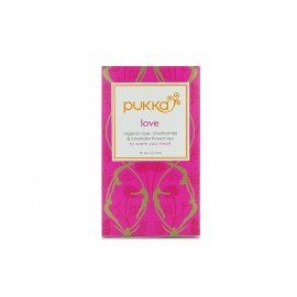 THE PUKKA LOVE 20 SACHETS