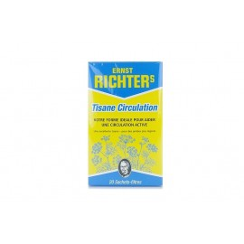 TISANE CIRCULATION ERNST RICHTERS - DR THEISS