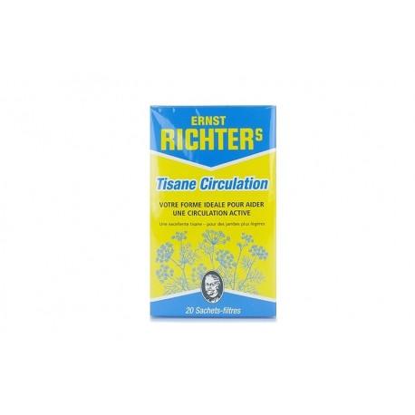 TISANE CIRCULATION ERNST RICHTERS - DR THEISS