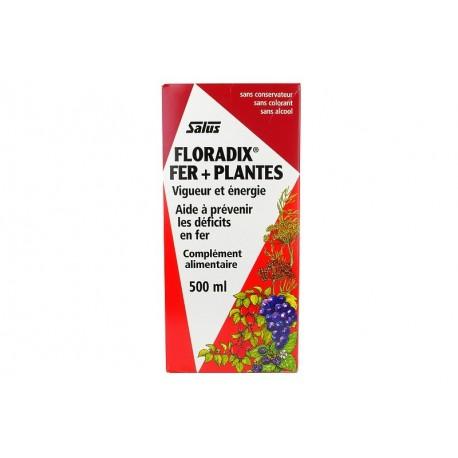 FLORADIX FER + PLANTES VIGUEUR ET ENERGIE