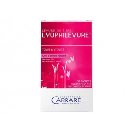 LYOPHILEVURE - LABORATOIRES CARRARE