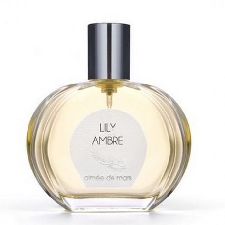 Eau de Parfum Lily Ambre EDP 50ml - Aimée de Mars