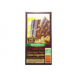 CHOCOLAT CITRON GINGEMBRE BONNETERRE